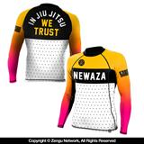Newaza Trust Grappling Rashguard - Long Sleeve